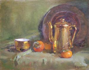 Yelena Snovsky - Oil