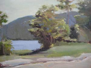 Bluff at the Lake