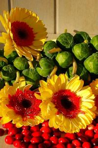 Flowers, Sprouts & Berries