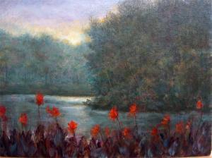 Red Canna Spring Lake