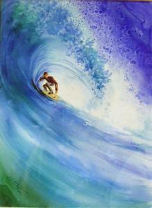 Linda Levy - Watercolor