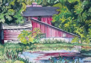 Maryann Goodwin - Watercolor and Oil