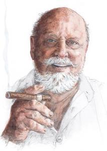 Michael Scherfen - Watercolor