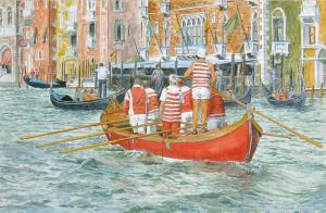 Gondola Racers