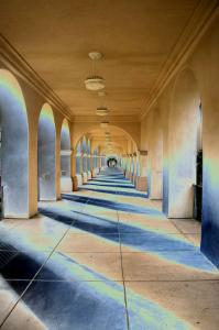 Nocturnal Archways