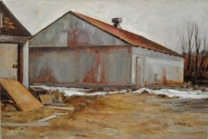 015 guido guazzoni painting end of winter