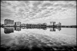 043 michael hynes deal lake reflections