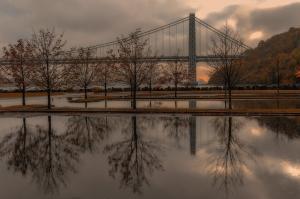 056 joe matzerath bridge reflection