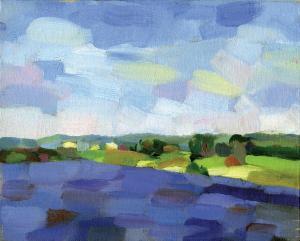 016 helene condouris painting midsummer light