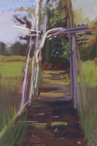 013_helene_condouris_painting_walkway-to-marshes