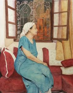 067_michele_rath_painting_lady-in-waiting