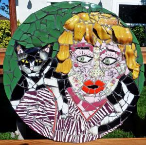 009_painting_cat lady