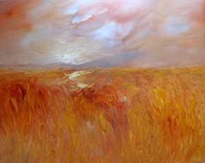 027_painting_golden daze