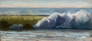 059_painting_rollin like thunder
