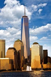 172_photography_sunset at freedom tower downtown nyc