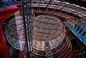 JR Thompson Center Atrium