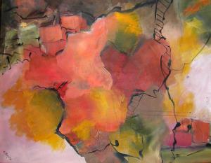 Annette Margulies - Acrylic/Mixed Media