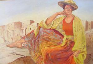 Barbara Waszak Grena - Pastel, Oil, Watercolor, and Drawing
