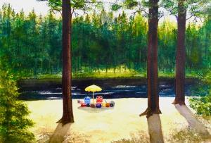 PICNIC IN THE PINES