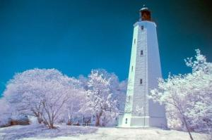 Sandy Hook Lighthouse (IR)