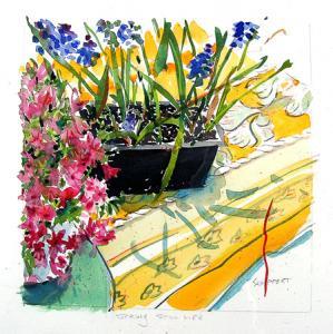 Elizabeth Schippert - Oil and Watercolor