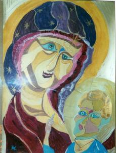 Ewa Bortnik - Painter