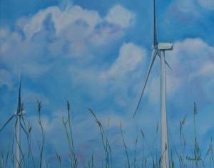 Wind Farm, Atlantic City
