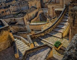 Steps of Matera