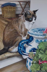 MaryLou Shipman - Watercolor