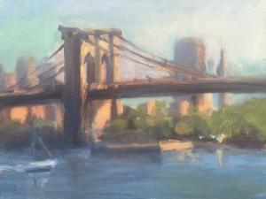 Summer Beauty - Brooklyn  Bridge