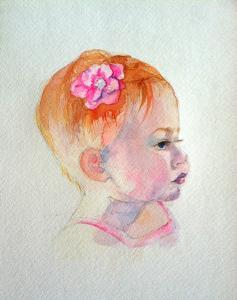 Randy Mayer - Watercolor