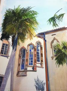 Robert J. Stetz - Watercolor