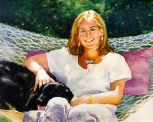 Roberta Carter Clark - Watercolor and Oil (In Memoriam)