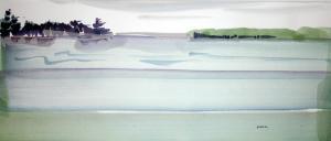 Sandra Thurber Kunz - Watercolor