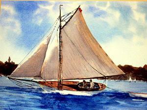 Thomas Wilczewski - Watercolor