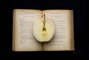 098 jenifer rutherford apple on open book