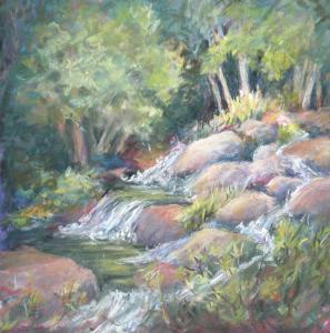 027 nessa morse painting neilson cascade