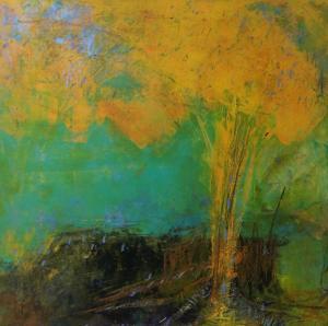 048 sandy taylor painting autumn