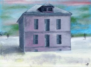 052 george weiss painting desolation