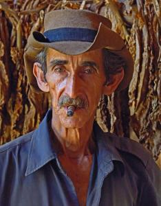 082 frank parisi cuban tobacco farmer