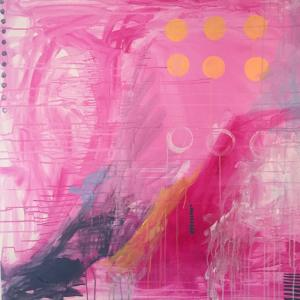 004 katie altieri painting pink crush