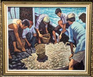 030 miguel figueras painting the fishermen