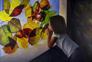064 valerie morone painting a window into her world