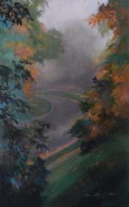 26 barbara grena painting  fine mist