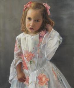 29 daphne hobson painting  la belle