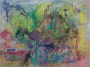 53 vincent nardone painting  marine life spirit