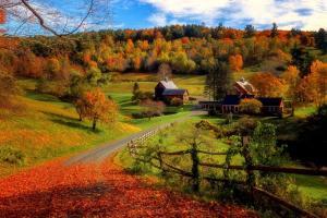 043 joe matzerath autumn farm scene