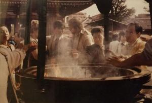 055 tova navarra at the shrine of the great buddha kamakura
