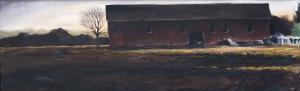 080 donna roettger painting last light
