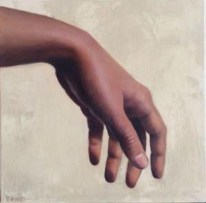 096 minako toyonaga painting hand